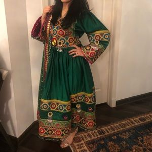 Dresses & Skirts - Afghan dress.